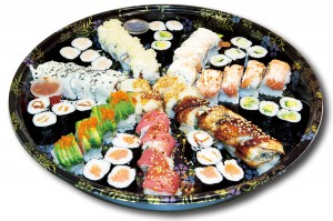 Platter KOTOBUKI $58 *Advance booking required *Available at Sushi Kotobuki & Izakaya Kotobuki
