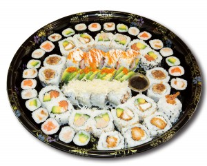 Platter SAKURA $48 *Advance Booking required Available at both Sushi Kotobuki & Izakaya Kotobuki